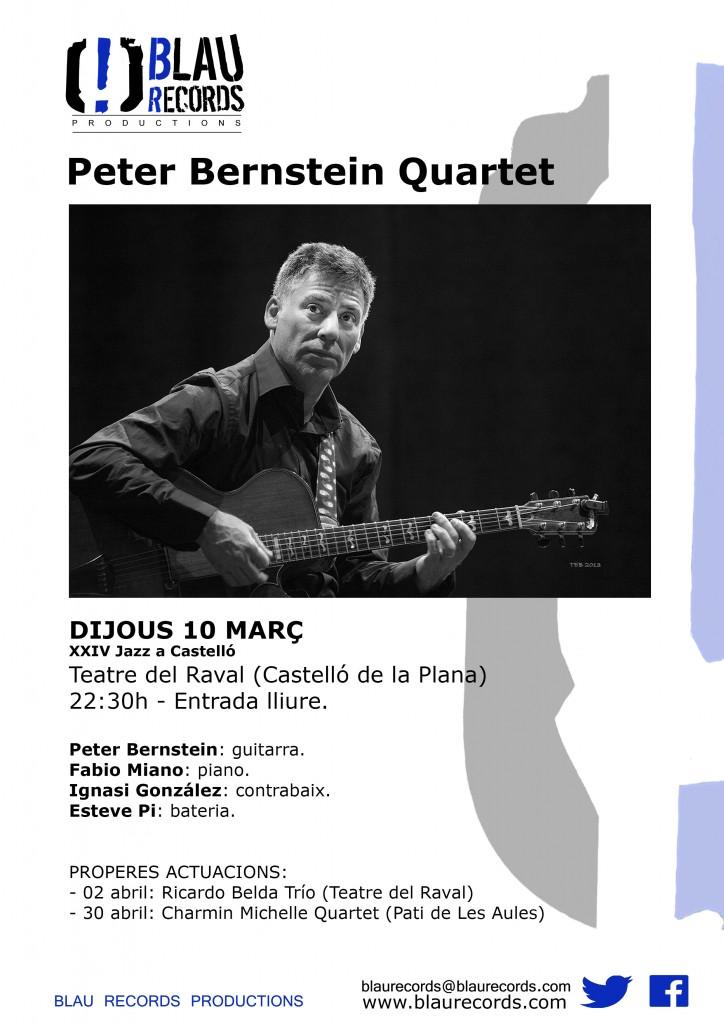 Peter Bernstein Quartet - XXIV Jazz a Castelló